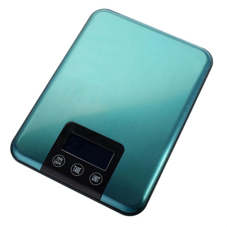 15KG 1g Slim Stainless Steel LCD Digital Weight Balance Scale Kitchen Food Diet G-KG-ML_