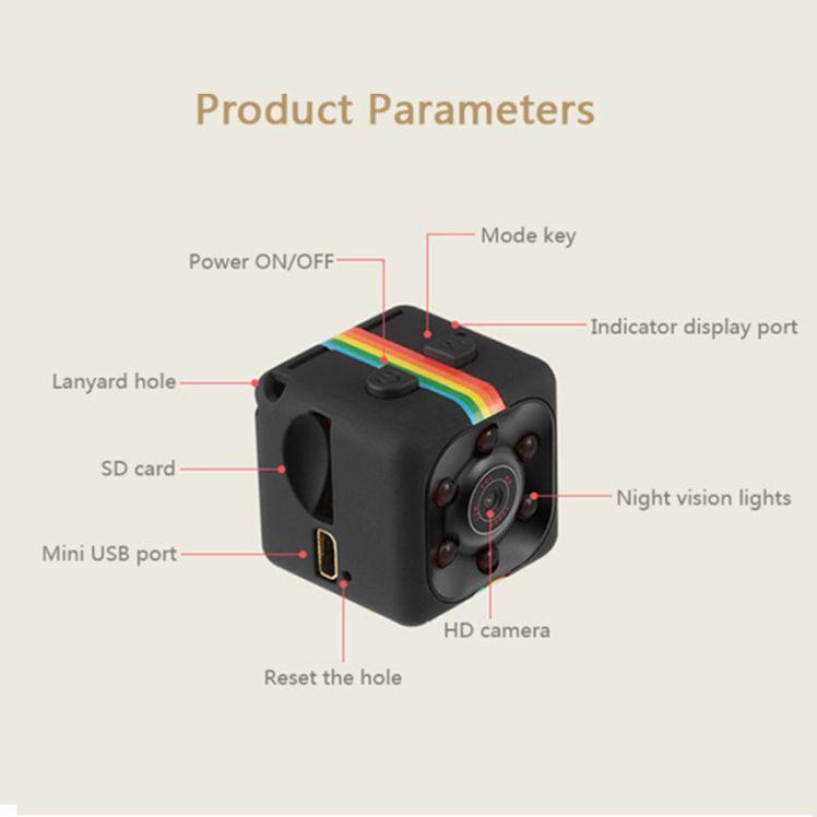 Mini Camera SQ11_7